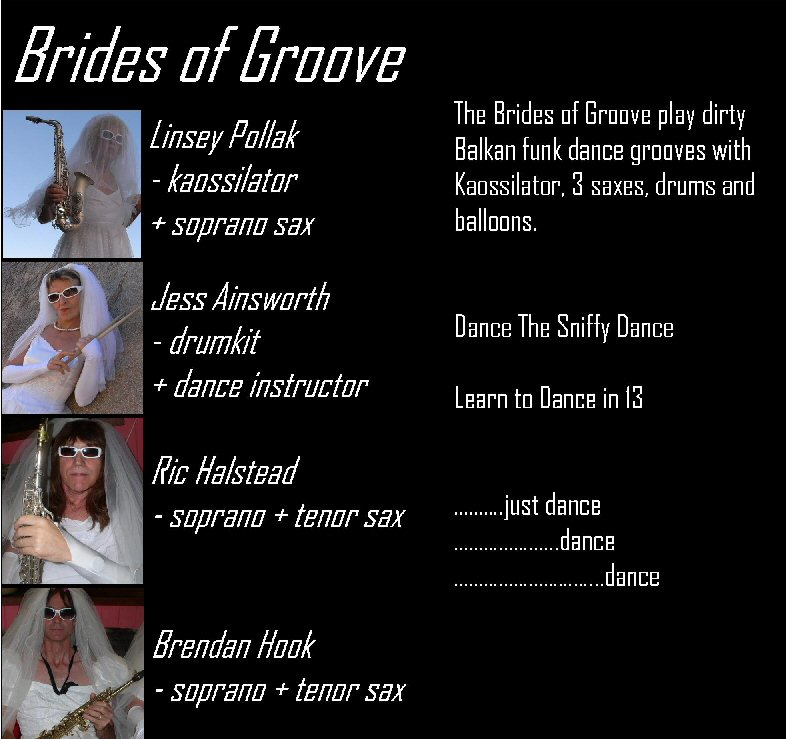 Brides poster
