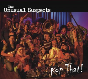 Unusual Suspects CD case
